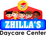 Zhilla's Daycare Center Logo